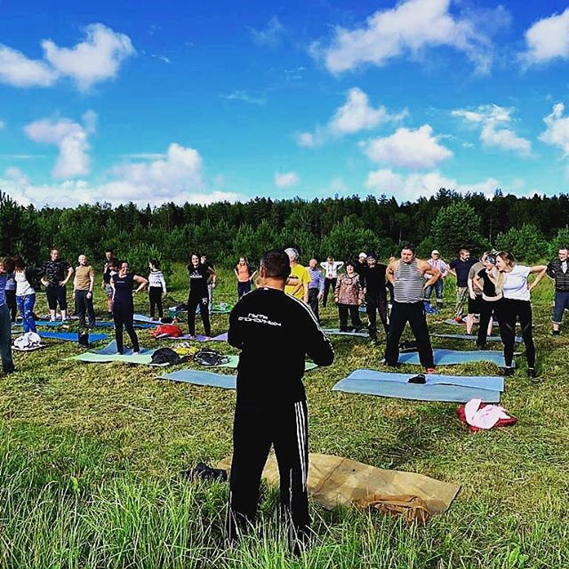 Шоу Дао Путь Спокойствия международная Федерация боевых оздоровительных систем